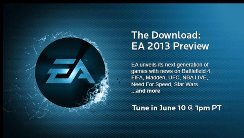EA E3 2013 – Live Stream της Συνέντευξης Τύπου…