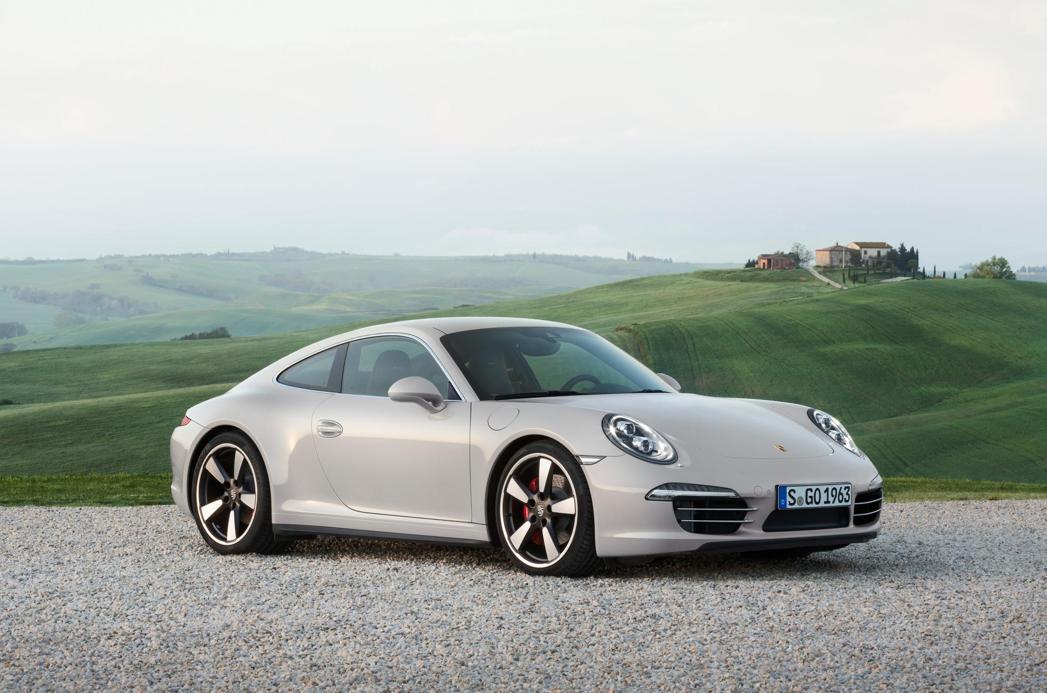 Porsche 911 50 Special Edition