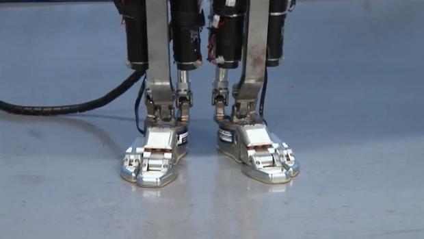 Κι όμως τα ρομπότ περπατάνε…