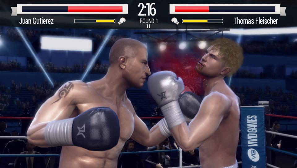 PS Vita Real Boxing