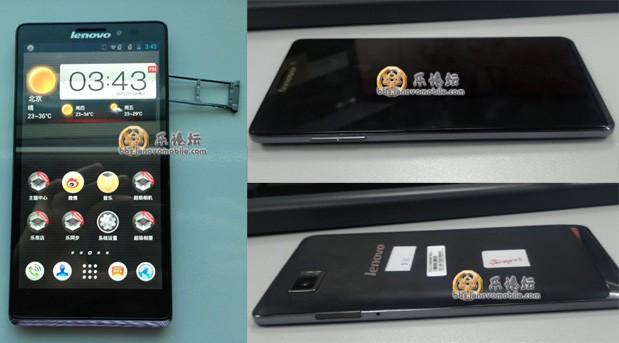 Lenovo με Snapdragon 800