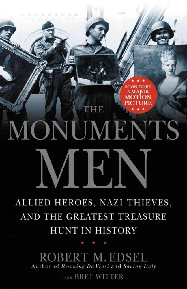 'Monuments Men' Trailer