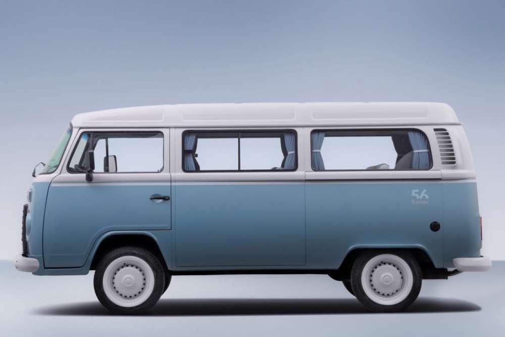Volkswagen Microbus Kombi Last Edition