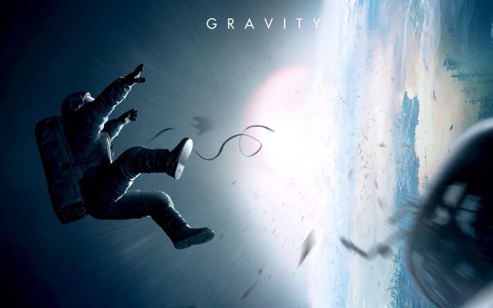 Gravity – Official Main Trailer
