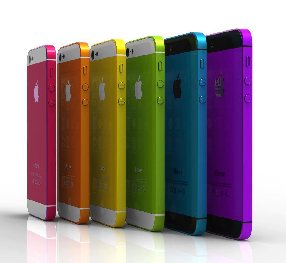 iPhone 5C & iPhone 5S