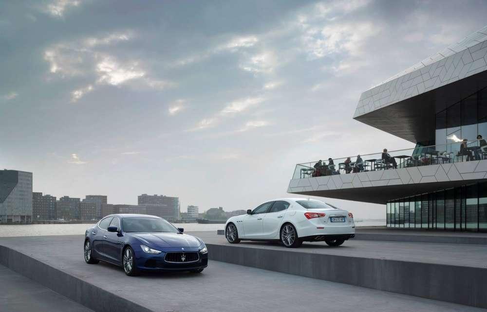Maserati Ghibli Climatic Wind Tunnel Testing