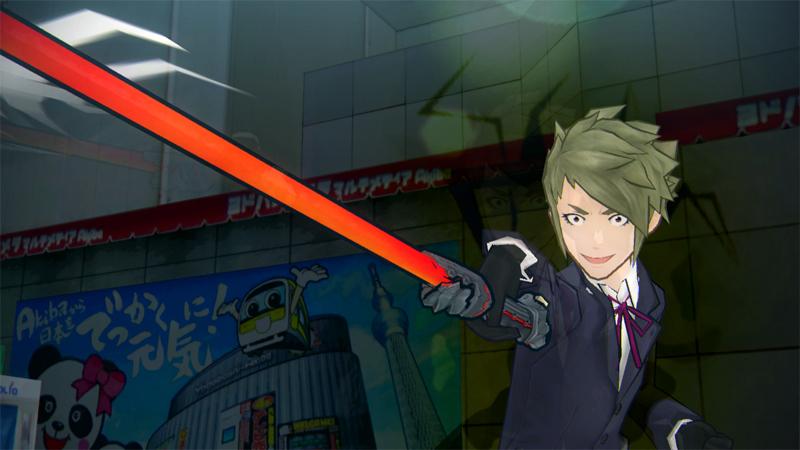 akiba u2019s trip 2 character trailer  rin