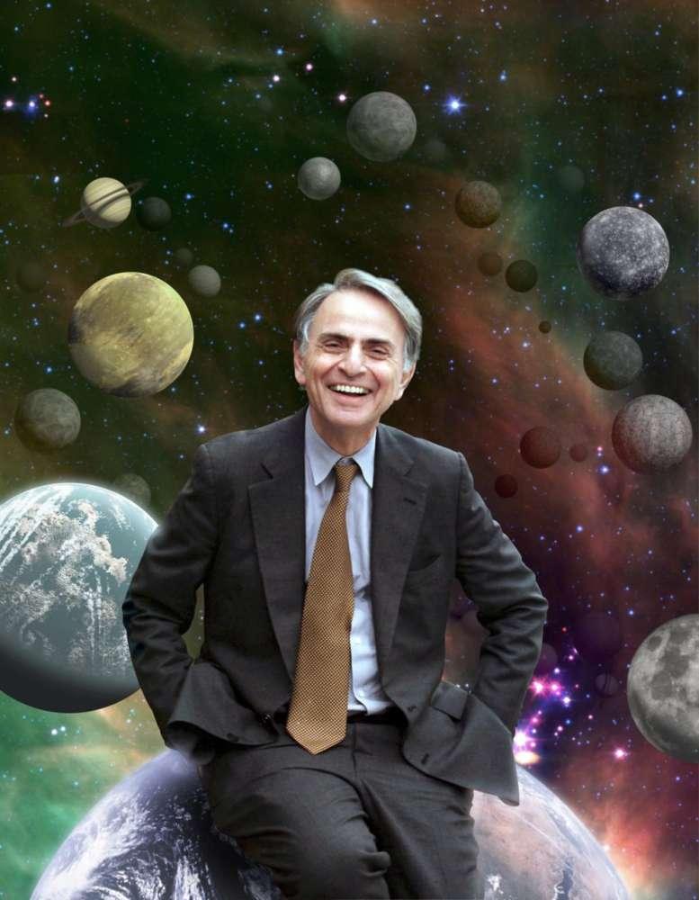 The Pale Blue Dot – πόσο μικρό μέρος του Σύμπαντος είμαστε…