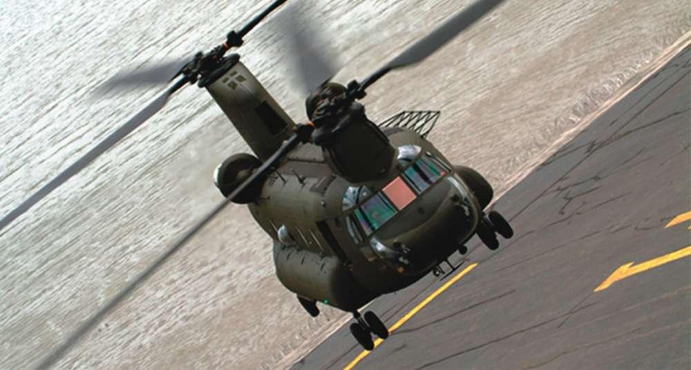 Δέκα CH-47D Chinook για την Ελλάδα…