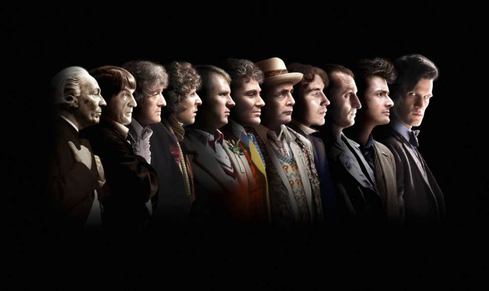 'Doctor Who' 50th Anniversary Trailer