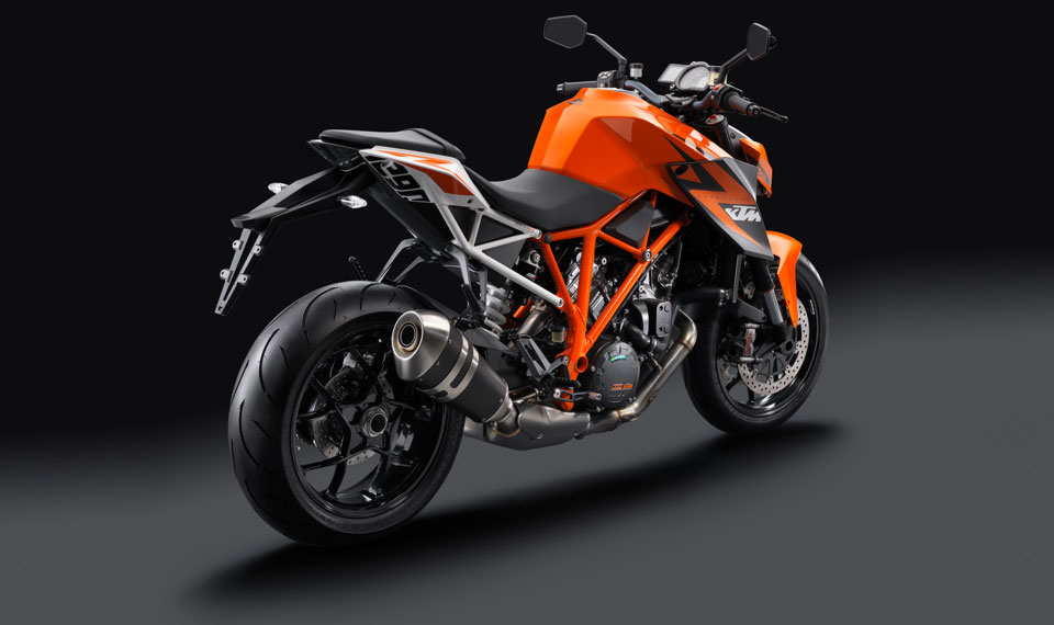 Ktm 1290 Super Duke R >> mechanographer — KTM 1290 Super Duke R