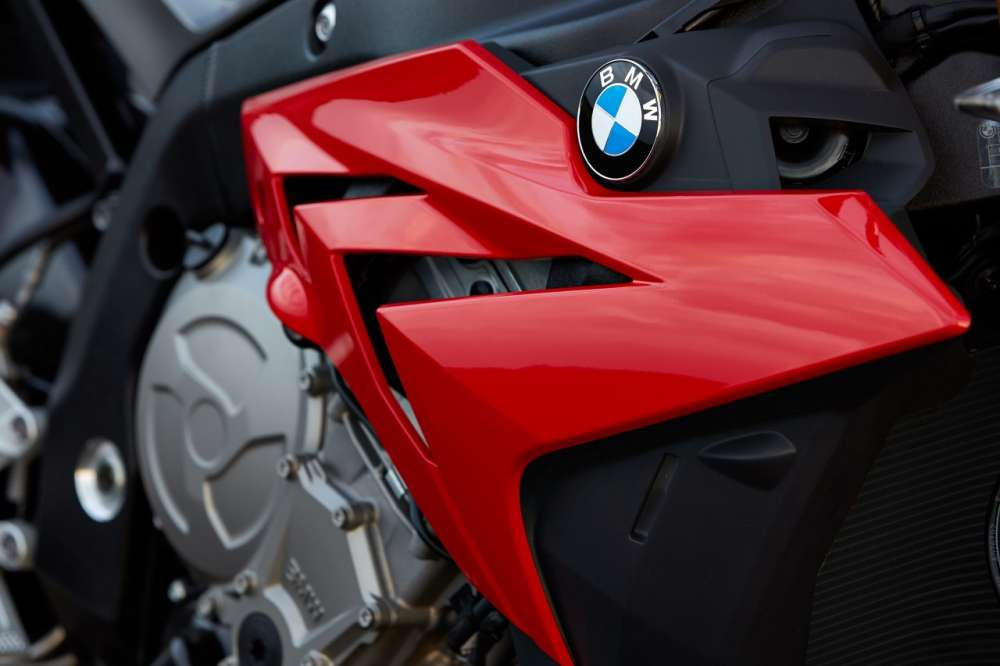 Semi-Naked BMW 2014 S1000R