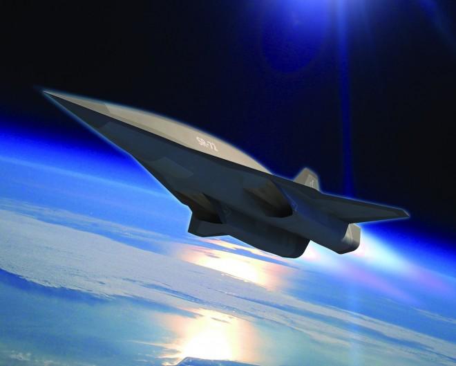 Ο διάδοχος του θρύλου SR-71 Blackbird…