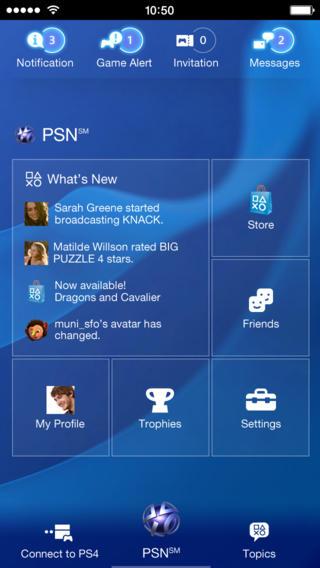 PlayStation App – βγήκε πριν το λανσάρισμα του PS4 σε iOS και Android…