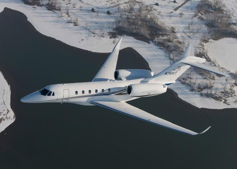 Citation X – Mach 0.935…