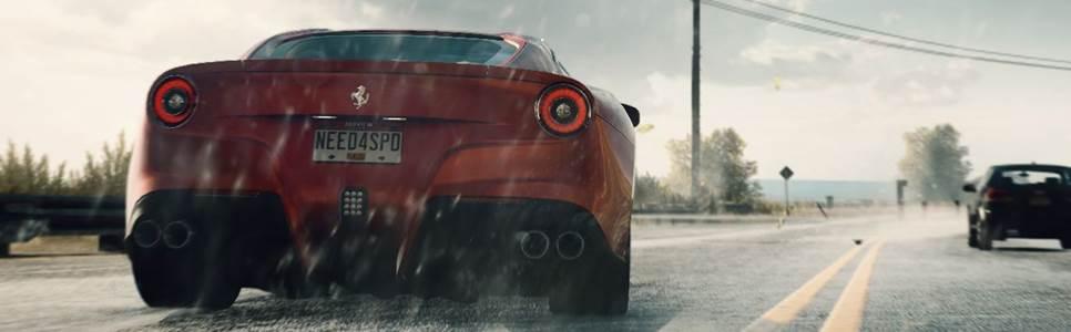 Νeed for Speed Rivals για το PlayStation 4…
