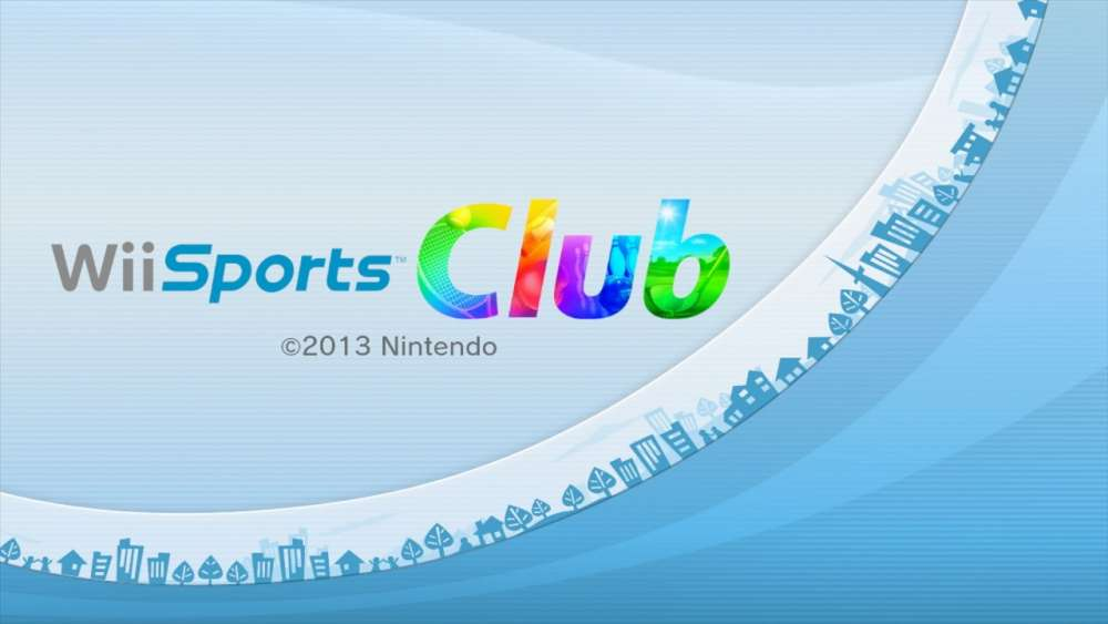 Wii Sports Club – Launch Trailer