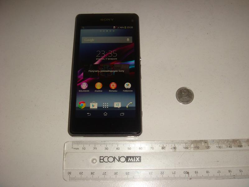 Νέα Sony Xperia Z1s φωτό…