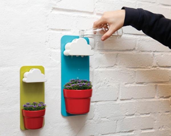 Rainy Cloud Flowerpot