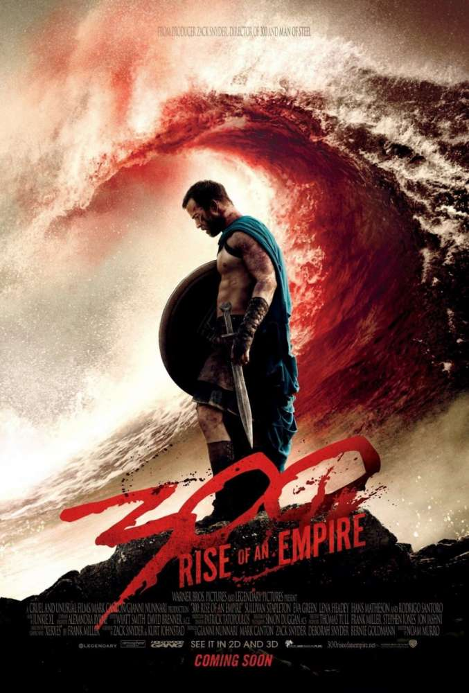 300: Rise of an Empire – trailer #2