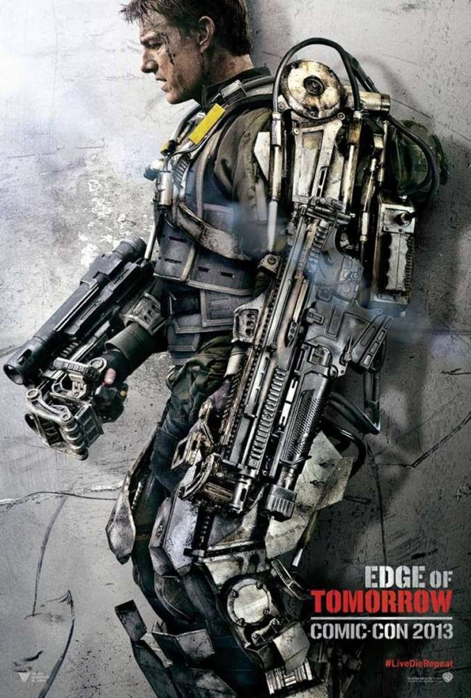 Edge of Tomorrow Official Trailer (HD)