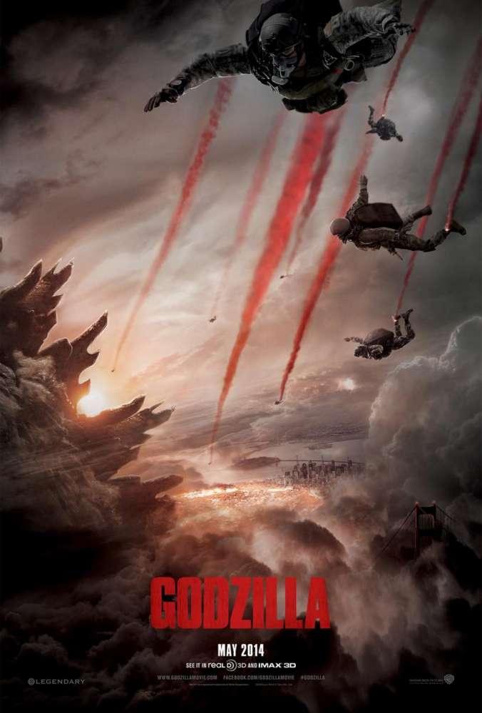 """Godzilla"" Official Teaser Trailer #1"