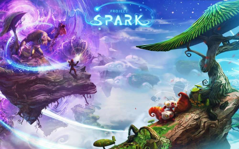 Project Spark Beta Intro Video