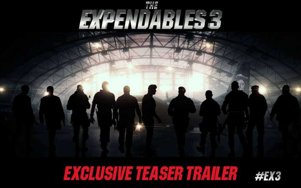 The Expendables 3 – Exclusive Teaser Trailer