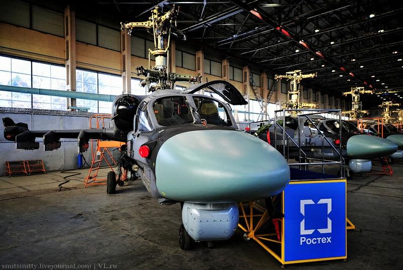 Νέα μαχητικά ελικόπτερα για τη Mother Russia…