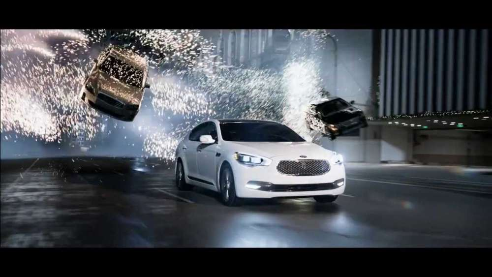 """""""The Truth"""" – Official Kia K900 Morpheus Big Game ad"""