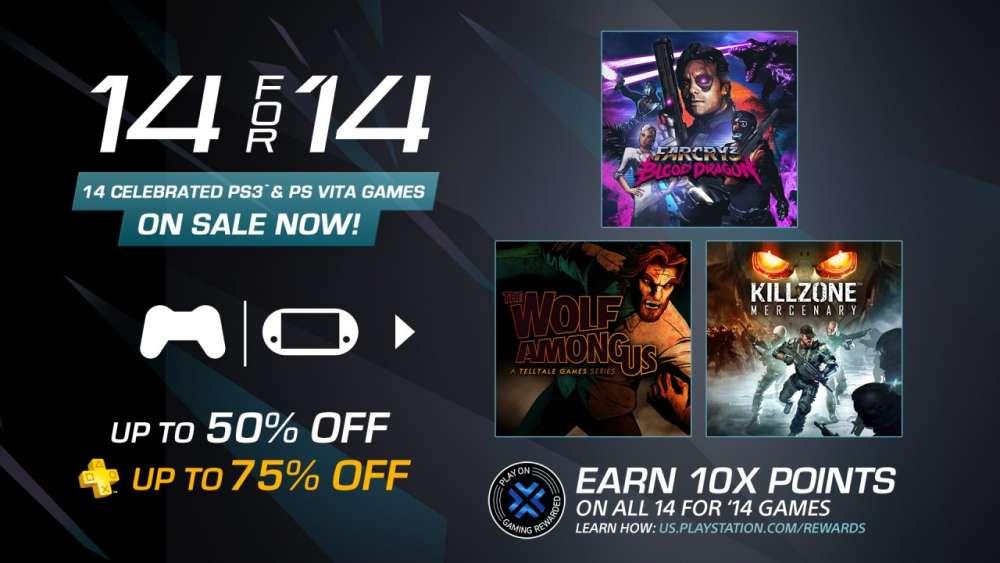 Μειώσεις σε τιμές για τη Sony και τα gaming παιδιά της…