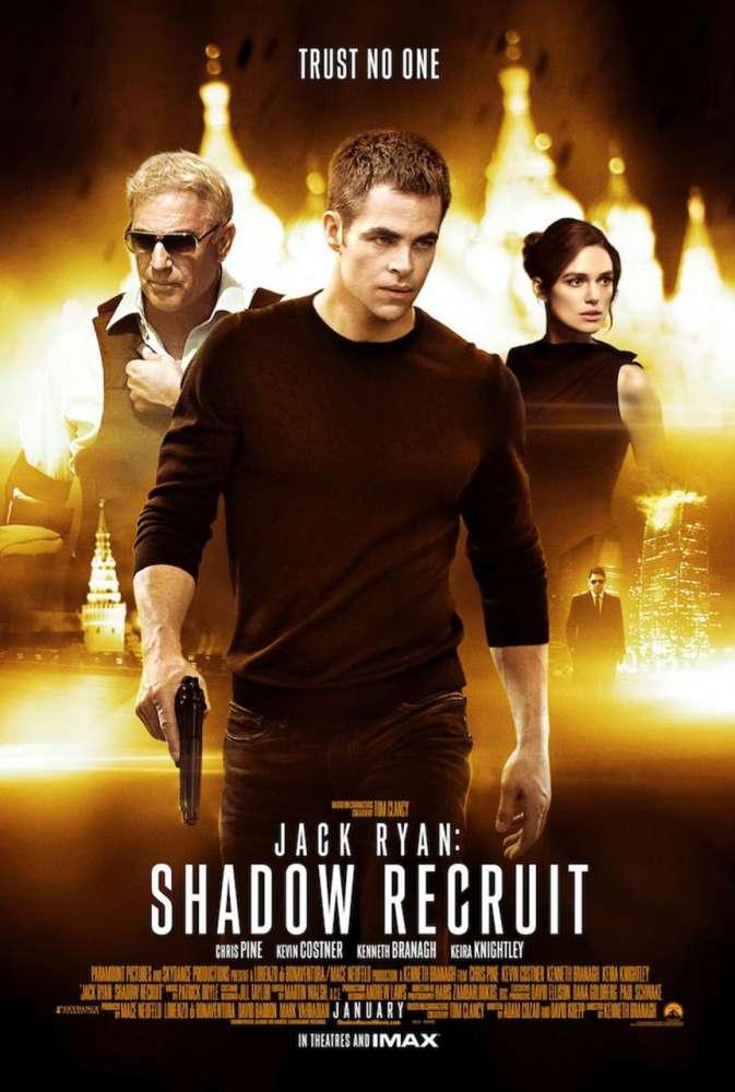 Jack Ryan: Shadow Recruit – Ultimate Spy Trailer
