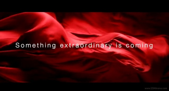 Something extraordinary is coming from Sony…