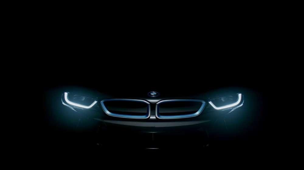 Sightings – BMW i8