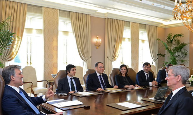 Τούρκικο παζάρι με την Apple για το R&D και φόρους…