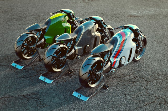 Lotus Motorcycle Concept
