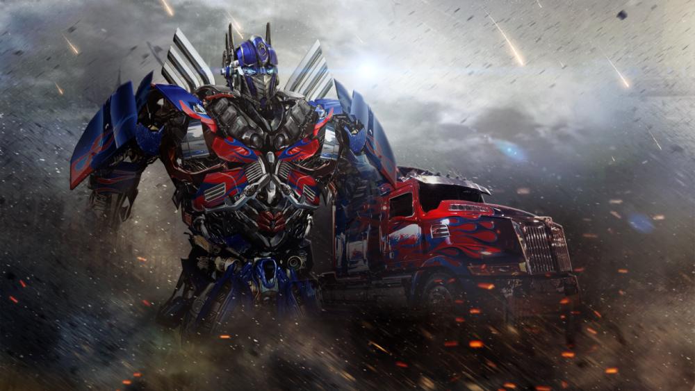 Transformers: Age of Extinction Official Super Bowl Spot spot