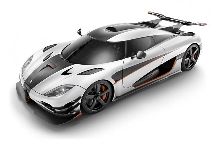 Koenigsegg's One:1