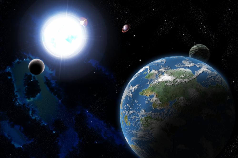 Από τι είναι φτιαγμένο το σύμπαν;