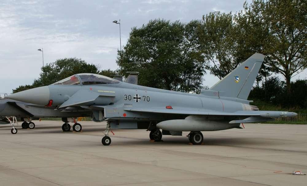 Ακυρώνει  37 Eurofighter η Γερμανία…