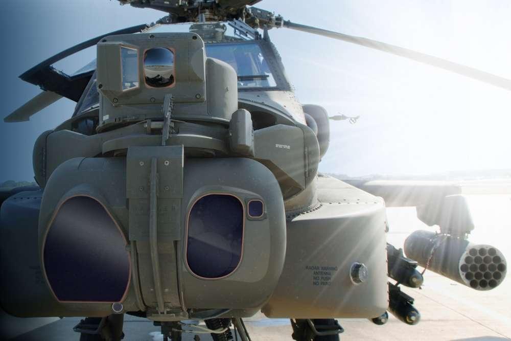 Apache AH-64E Modernized Day Sensor Assembly