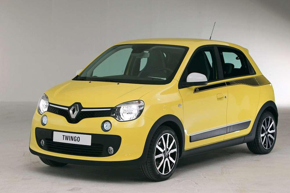 Renault Twingo New Gen