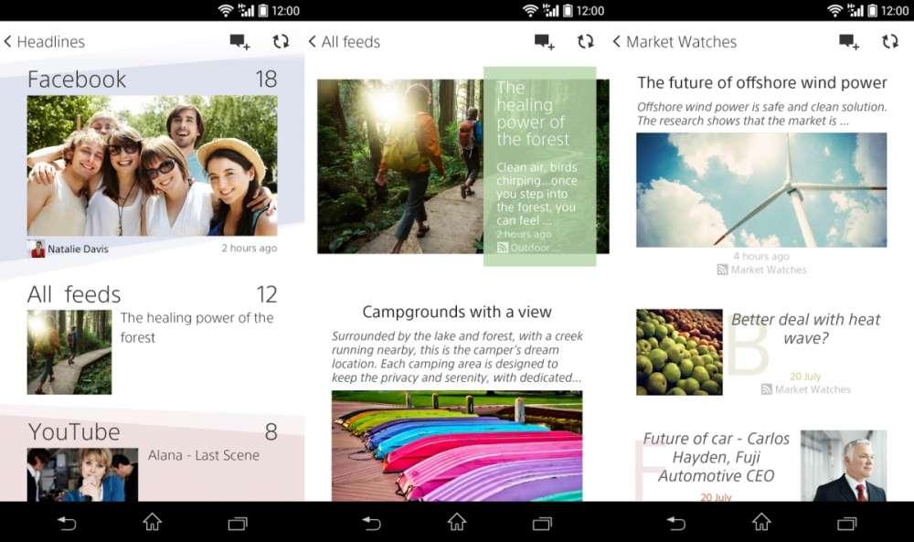 Sony Socialife News 4.0.26