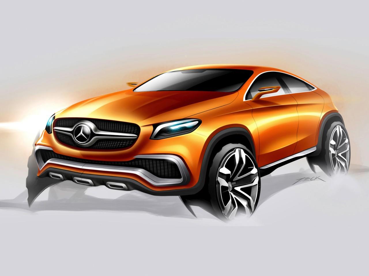 01-Mercedes-Benz-Concept-Coupe-SUV-Design-Sketch-01