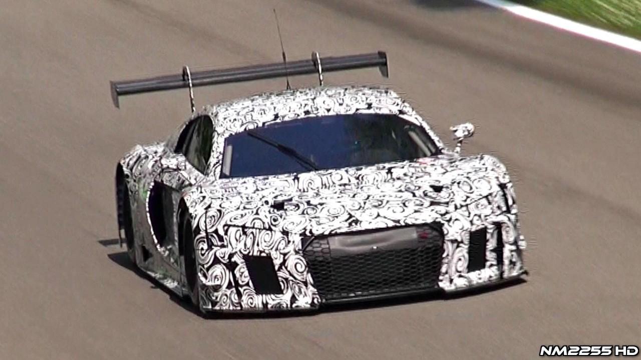 2015 Audi R8 LMS GT3