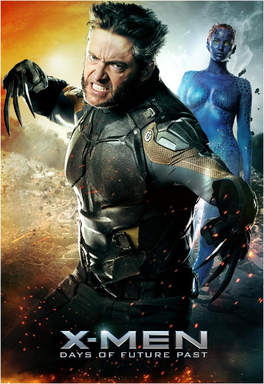"Wolverine Character Trailer – για το ""X-Men: Days of Future Past""…"