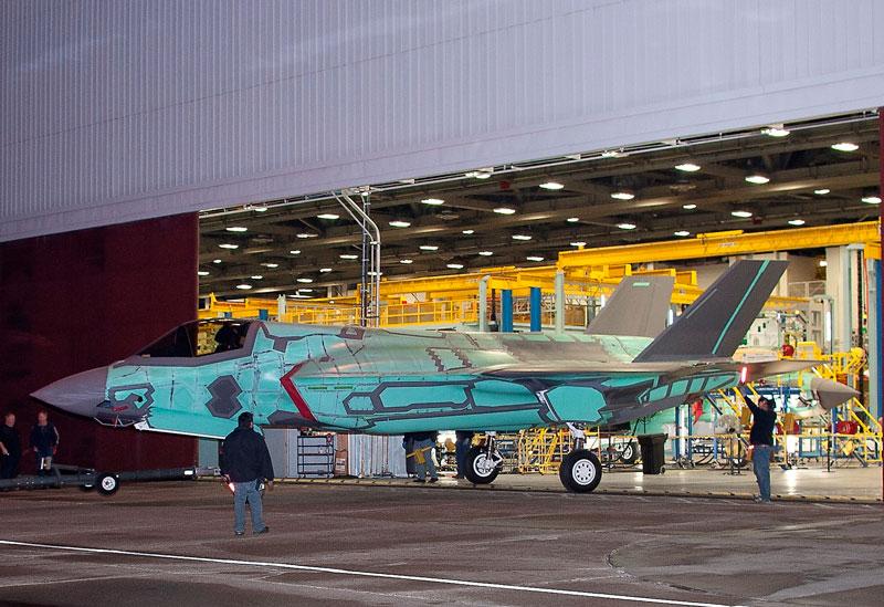 Με τα βρετανικά F-35…