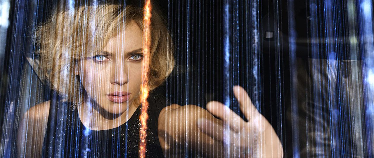 Lucy Official Trailer #1
