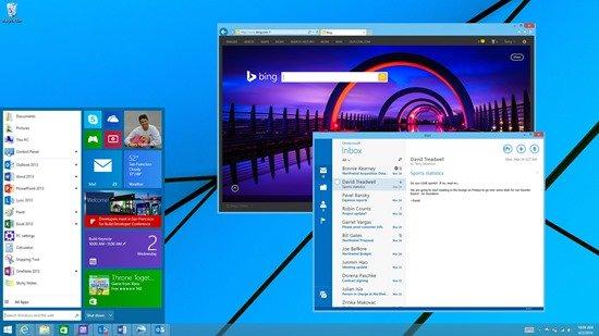 Δωρεάν Windows 9;