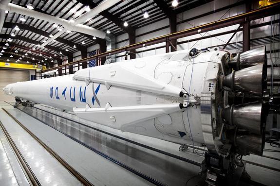 SpaceX – έτοιμοι…